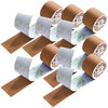 SFM ® Kinesiologische Tapes : cotton in Folie 5cmx5m beige (6)