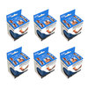 SFM ® Kinesiologische Tapes : cotton in Papierbox 5cmx5m blau (6)