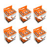 SFM ® Kinesiologische Tapes : cotton in Papierbox 5cmx5m orange (6)