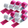 SFM Kinesiologic Tapes in paper box 5cmx5m pink (6)