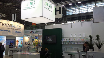 MEDICA BOOTH 2018